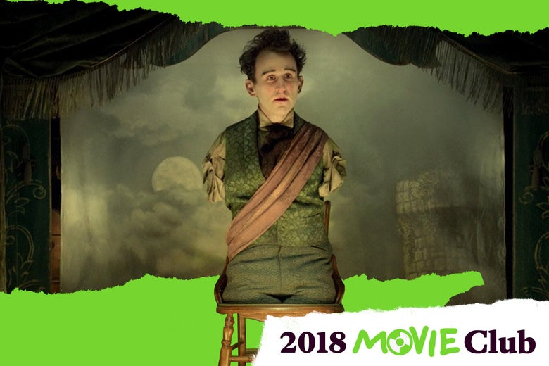 The Ballad of Buster Scruggs' Wingless Thrush (Harry Melling)