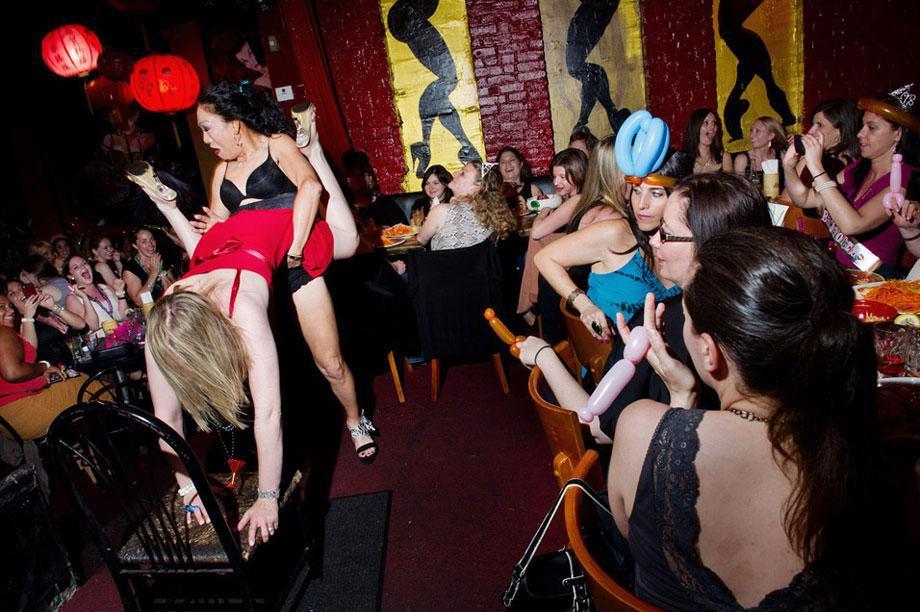Dina Litovsky documents bachelorette parties