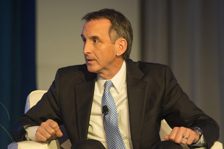Lobbyist Tim Pawlenty in 2016.