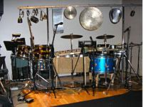 The Alloy drum kit