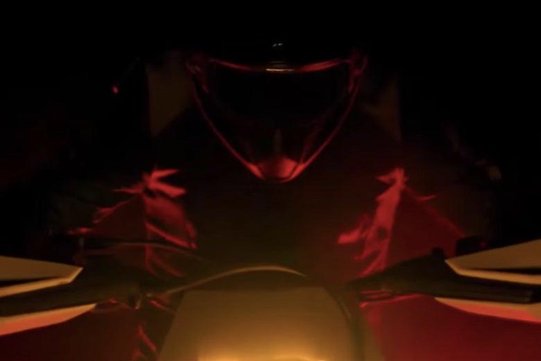 Still from the Revenge trailer.