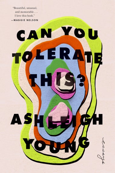Book cover of Can You Tolerate This?
