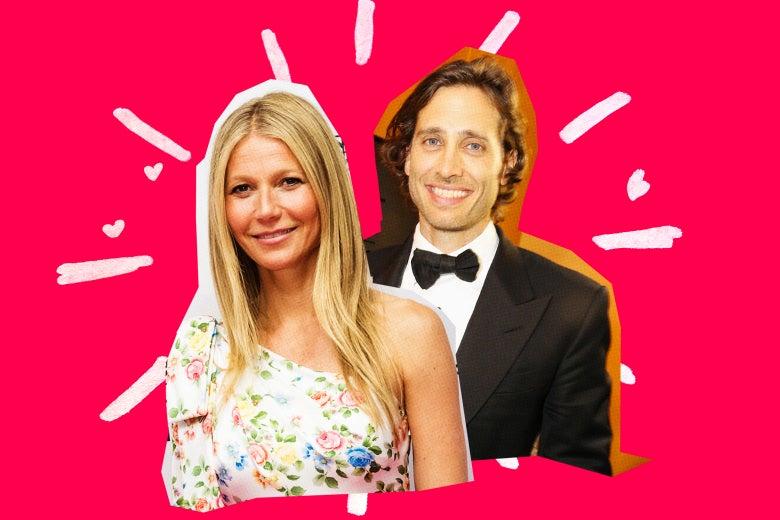 Gwyneth Paltrow's wedding to Brad Falchuk was extraordinarily Goopy.