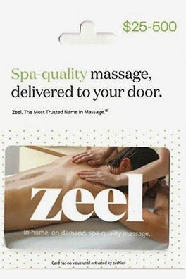 Zeel Gift Card