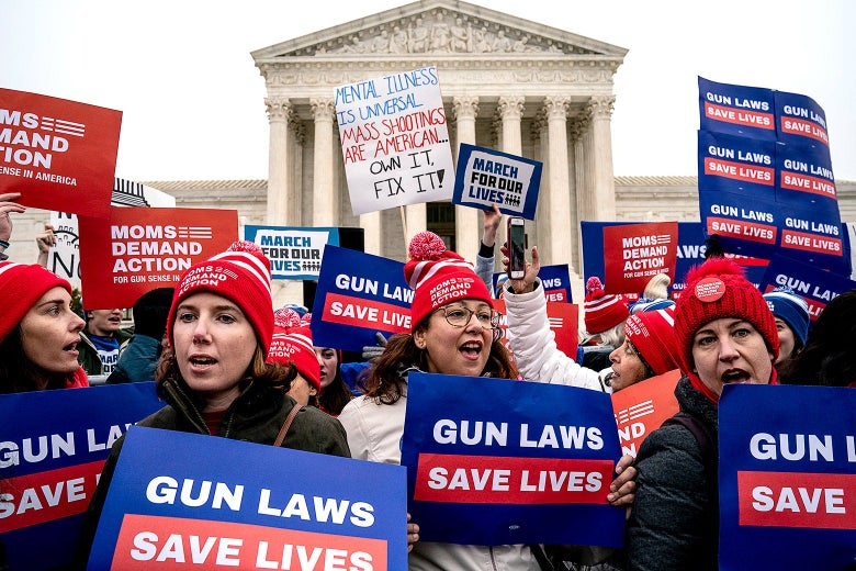 New York May Have Put Off the Supreme Court's Second Amendment Revolution. For Now.
