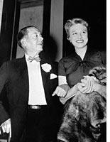 Cole Porter and Jean Howard