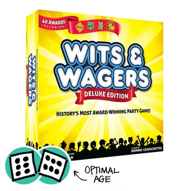 Wits & Wagers.
