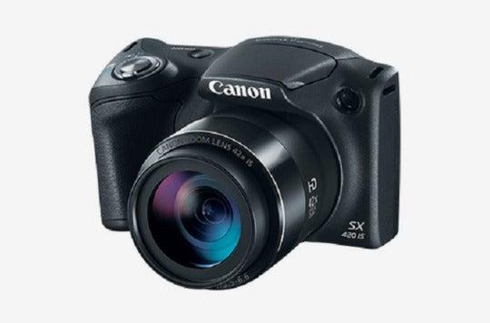 Canon PowerShot SX420 Digital Camera w/ 42x Optical Zoom.