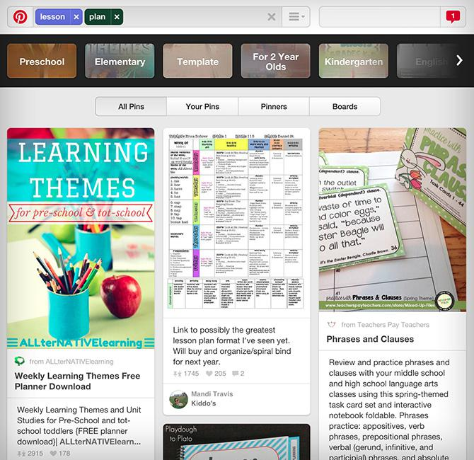 Pinterest and teachers: How the site is filling a gap in teacher training.