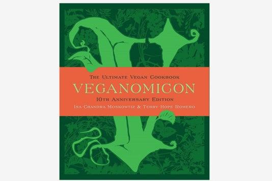 Veganomicon.
