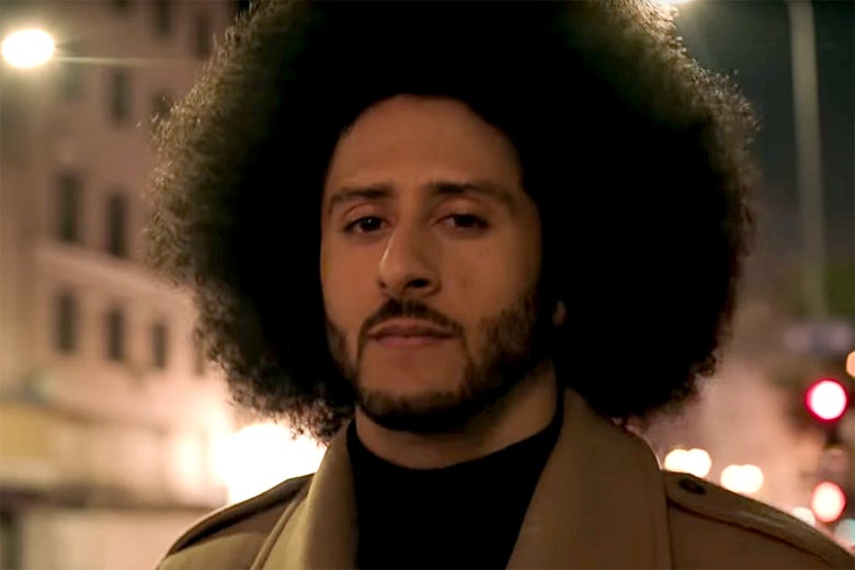 Nike's Colin Kaepernick campaign erases his revolutionary message