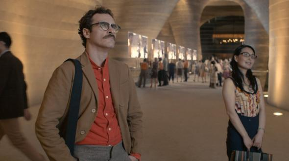 Spike Jonze short films: Watch I'm Here, How They Get There