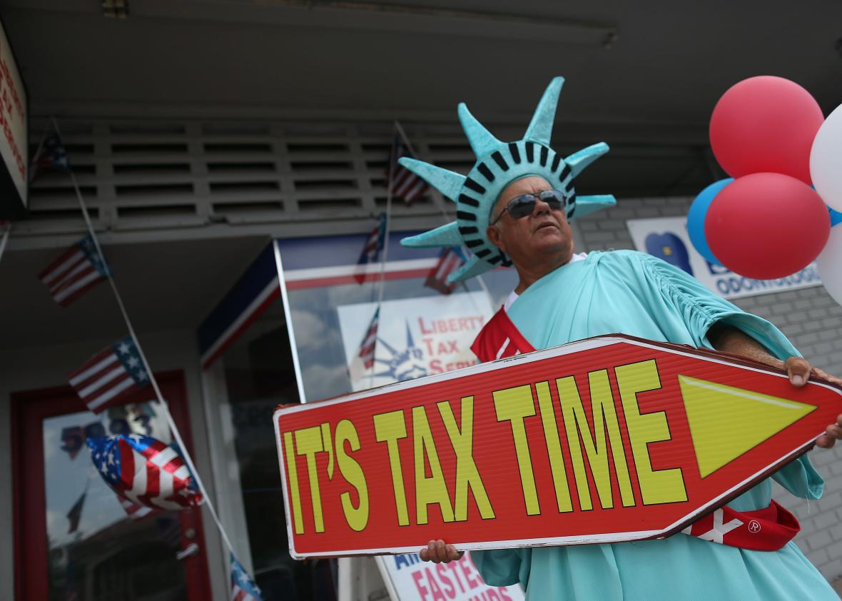 More than 7 million Americans get taxed into poverty.