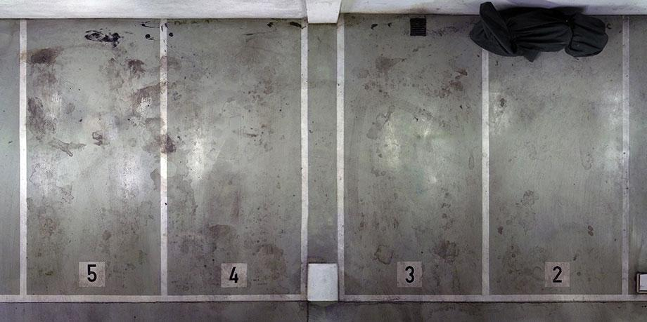 Untitled (Basement Garage), 2008.