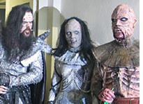 Finland's Lordi. Click image to expand.
