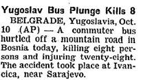 New York Times, Oct. 11, 1960