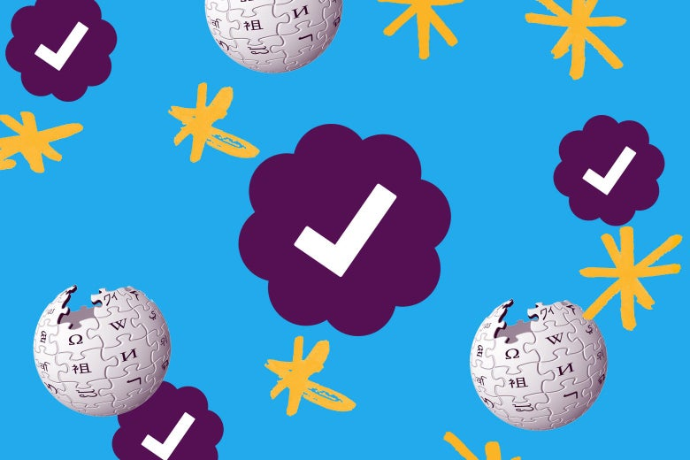 Twitter Wants to Use Wikipedia to Help Determine Who Gets a Blue Checkmark