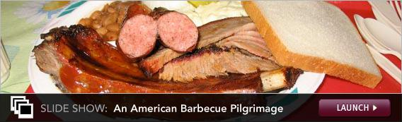 Click to launch a slideshow on BBQ.