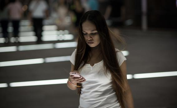 Should cops need a warrant to use your cellphone to track your movements?
