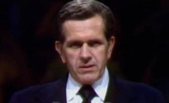 Boyd K. Packer in 1976.