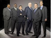 NBC's Football Night in America crew. Cilck image to expand.