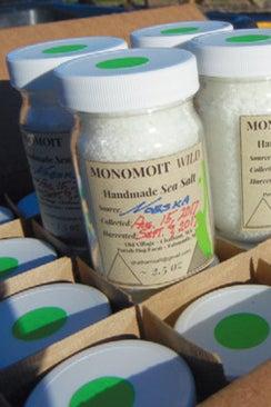 Monomoit Wild Handmade Sea Salt