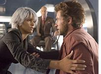Halle Berry and Hugh Jackman in X-Men: The Last Stand. Click image to expand.