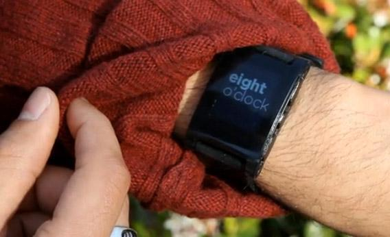 Pebble: E-Paper Watch for iPhone and Android.
