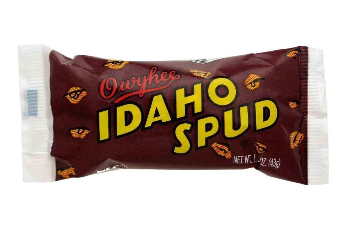 Idaho Spud Candies, Box of 12