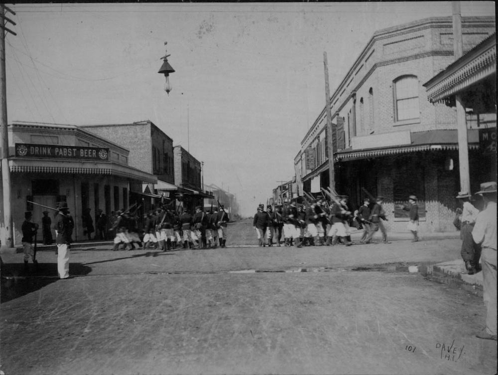 History of the cordon sanitaire: Honolulu Hawaii bubonic