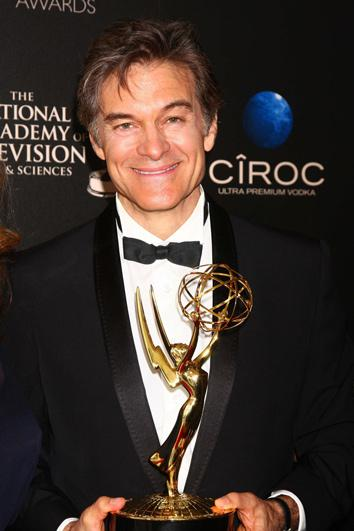 Dr. Oz Emmy