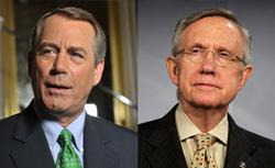 John Boehner and Harry Reid. Click image to expand.