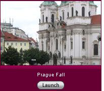 Click here to launch a slide show on Prague.