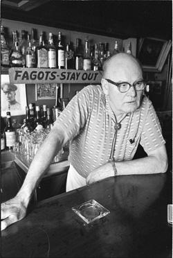 Fagots Stay out Photo in Hollywood
