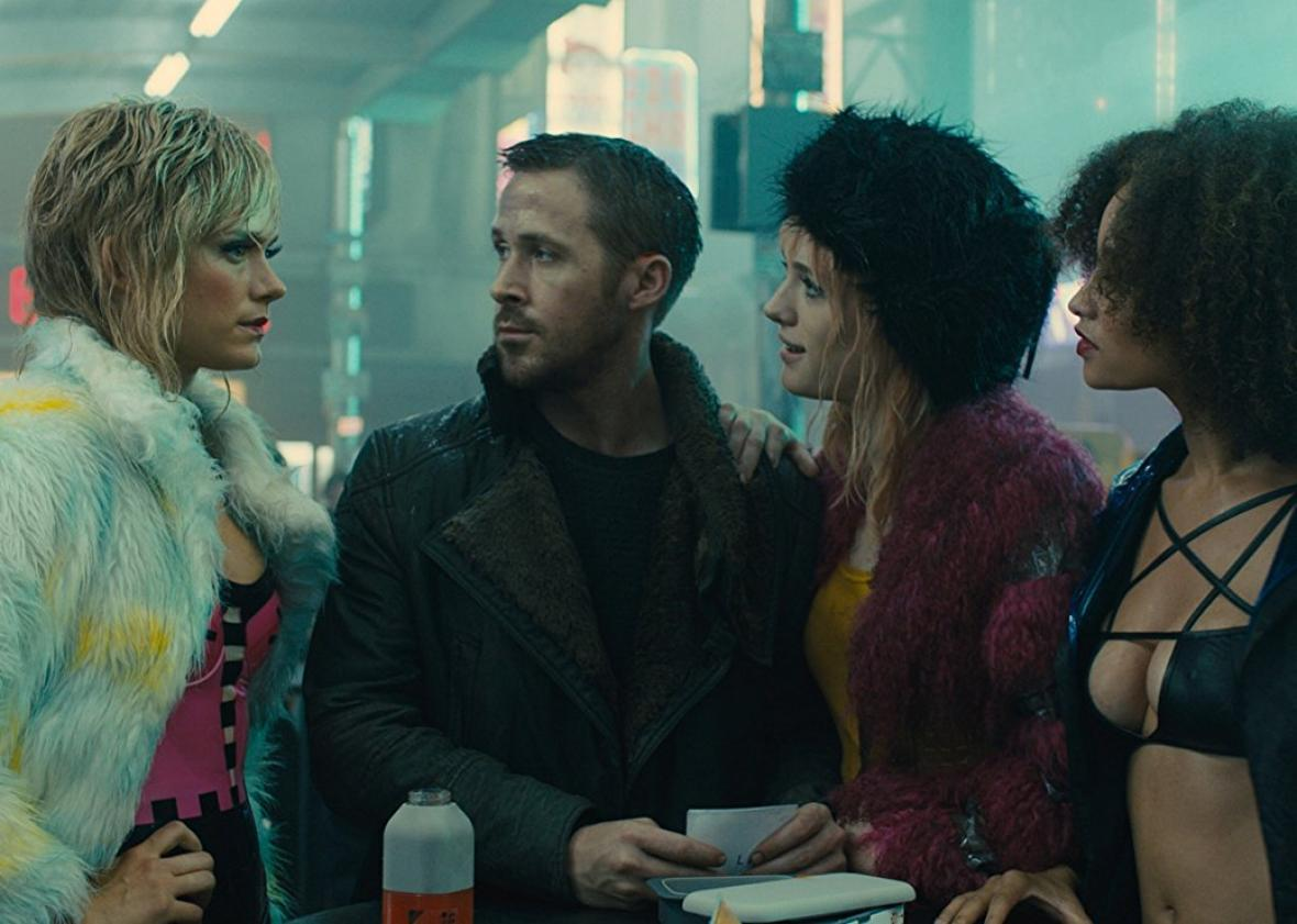recensione di Blade runner 2049 di onironautaidiosincratico.blogspot.it