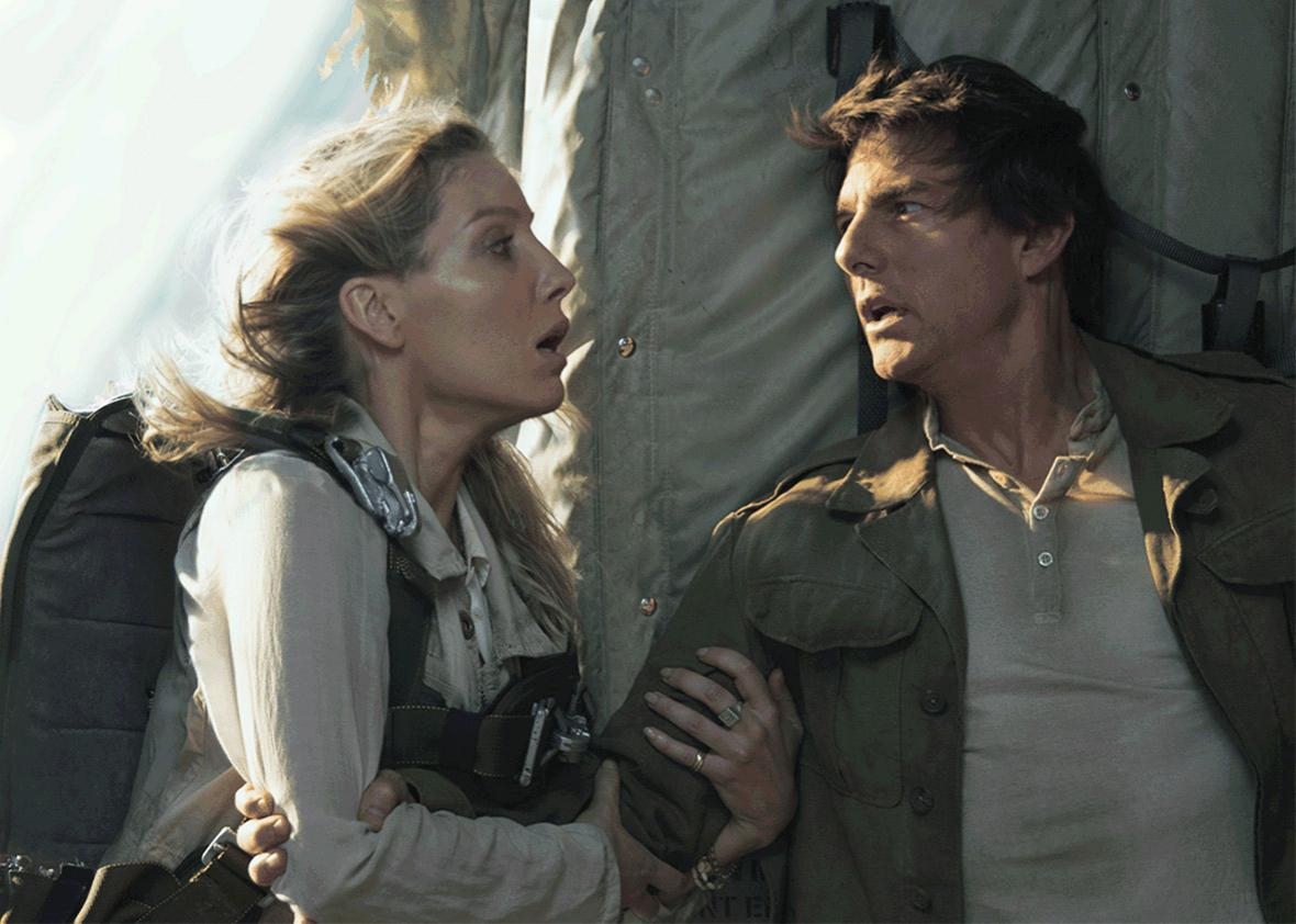 The Mummy, the new Tom Cruise movie, reviewed.