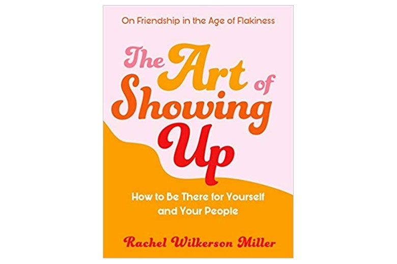 The Art of Showing Up book cover