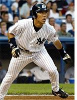 Matsui: Overqualified for Rookie of the Year?