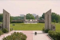 Aggie Field of Honor.