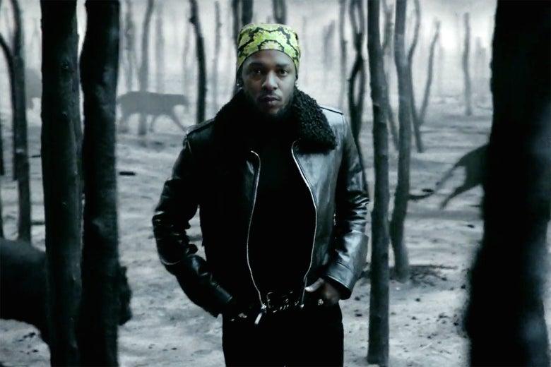 Kendrick Lamar S Black Panther Soundtrack Album Reviewed