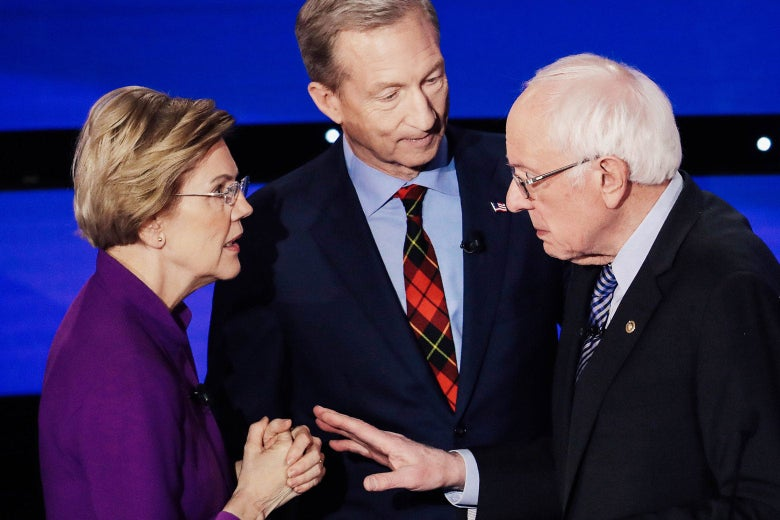 Was the Warren-Sanders Spat About Sexism, Honesty, or How to Govern?