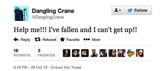 @DanglingCrane tweet