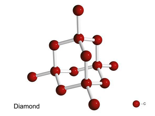 Asteroid impacts create tiny diamonds