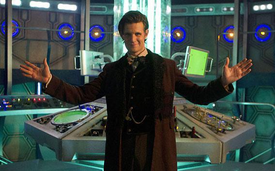 Wlecome to the TARDIS.