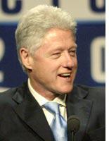 Did Clinton respond to EMPTA threats?