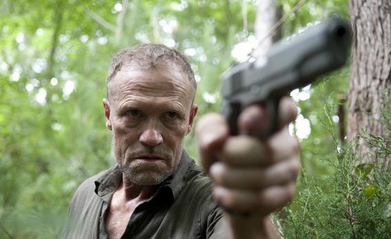 Merle Dixon (Michael Rooker) in 'Walking Dead.'