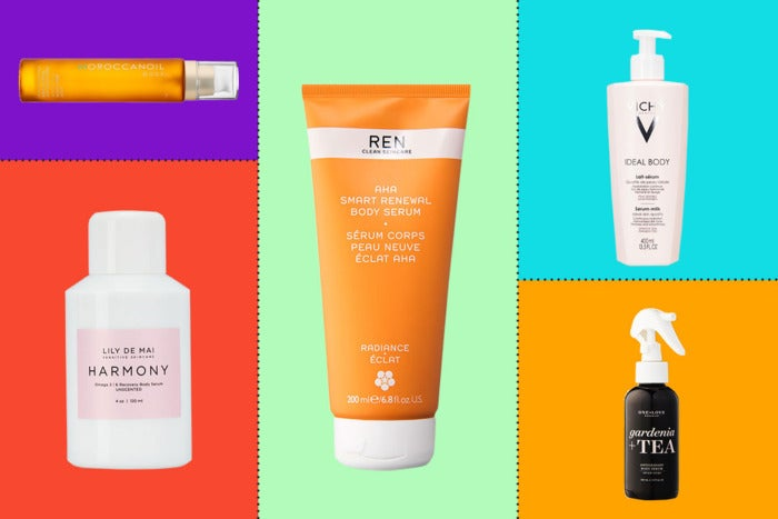 The Best Body Serums for Moisturizing Dry Winter Skin