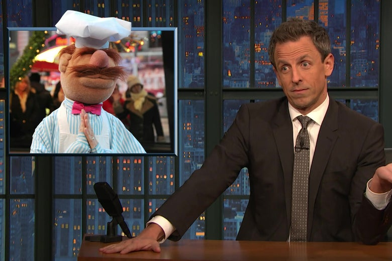 Httpwww Overlordsofchaos Comhtmlorigin Of The Word Jew Html: Watch Seth Meyers On Trump's Dumb Ideas About Finland And
