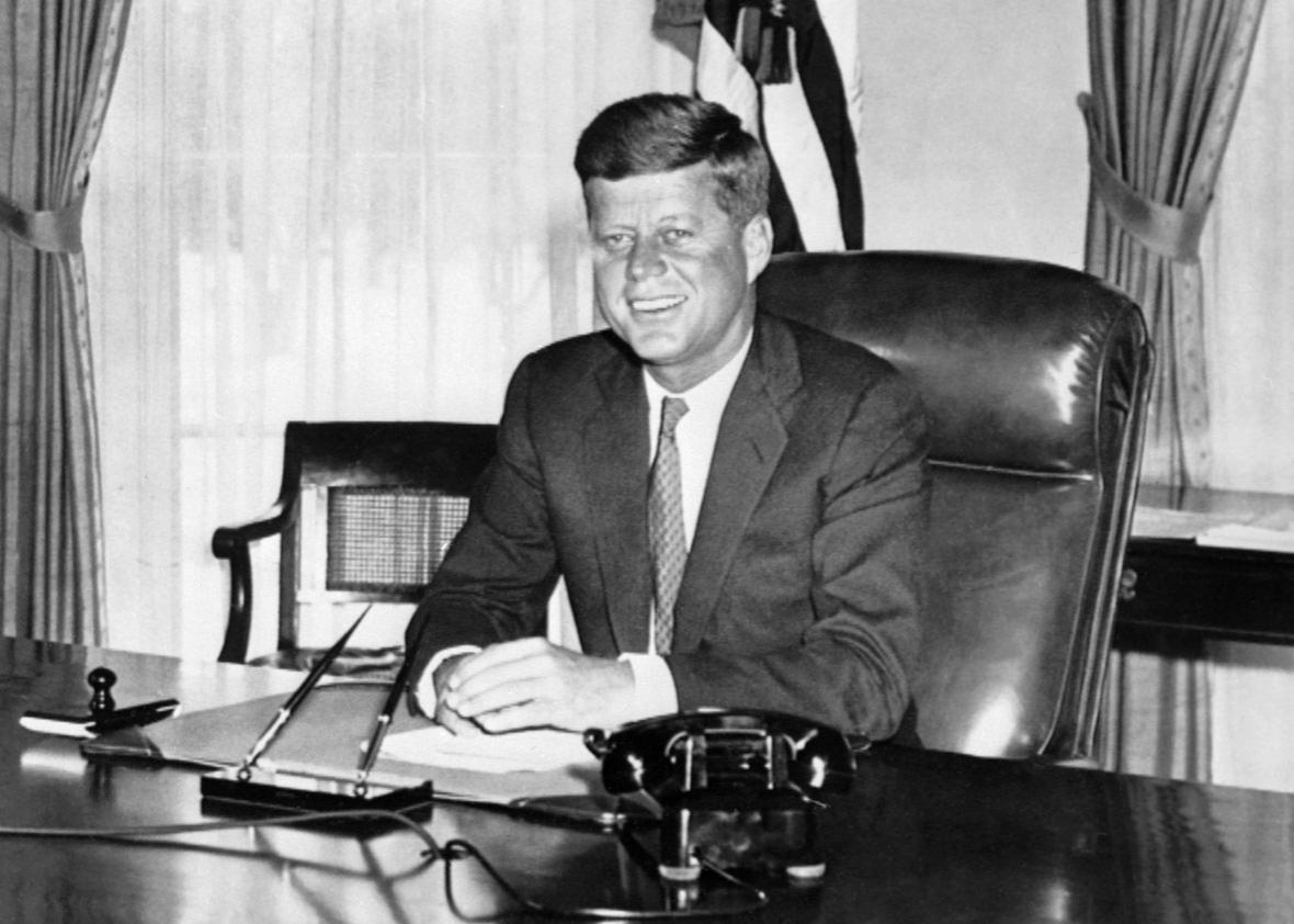 JFK Had His Own Russian Back Channel. It Helped to Prevent War.