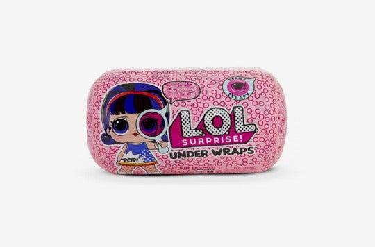 L.O.L. Surprise Under Wraps Doll.